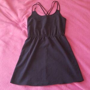 Forever 21 navy dress